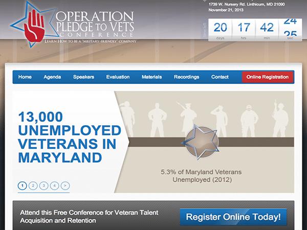Operation Pledge Vets